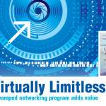 Virtually Limitless  Revamped networking program adds value
